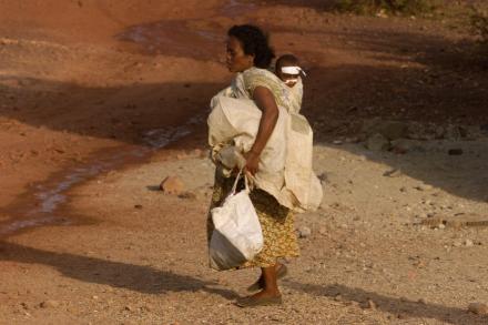 Situation der Mütter weltweit
